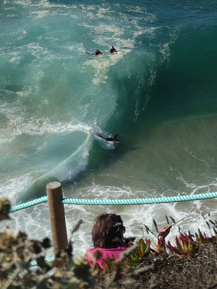 Why Bodyboarding - Sintra Surf School